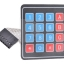 Matrix Keypad 4x4 thumbnail 5