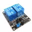 Relay Module 5V 2 Channel isolation control Relay Module Shield 250V/10A thumbnail 4