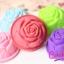 พิมพ์ซิลิโคน วุ้นเค้ก แฟนซีดอกกุหลาบ 7.5 cm 12 ชิ้น thumbnail 7