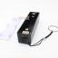 Power Bank แหล่งจ่ายไฟสำหรับ Arduino ESp8266 ชาร์จไฟผ่าน USB ถ่าน 18650 1 ก้อน สีดำ thumbnail 3