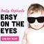 Mustachifier Black Sunglasses Age 0-2 แว่นกันแดดสีดำ thumbnail 4