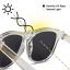 Hipsterkid Clear Sunglasses Age 0-2 แว่นกันแดดเด็กสีกรอบใส thumbnail 7