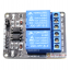 Relay Module 5V 2 Channel isolation control Relay Module Shield 250V/10A thumbnail 5