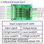 โมดูลแปลงสัญญาณควบคุม 24V to 5V 4Bit Signal Level Voltage Converter Board thumbnail 4