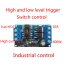 High-power MOSFET FET trigger switch motor drive module PWM 4-60V thumbnail 1
