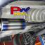 Toyota Vios (โฉมเก่า) ใส่ชุดท่อ Js fx-pro thumbnail 2