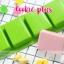 แม่พิมพ์ซิลิโคน ทำสบู่ สีเหลี่ยม 100 กรัม thumbnail 2