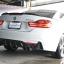 ชุดท่อไอเสีย Valvetronic BMW 420D F32 by PW PrideRacing thumbnail 1