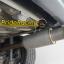 Toyota Vios ใส่ชุดท่อปากตรง ปลายท่อTitanium thumbnail 3