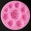พิมพ์ฟองดอง 3D ดอกกุหลาบ