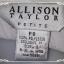 BN3642--เสื้อแฟชั่น ชีฟอง สีขาว ALLISON TAYLOR อก 30-34 นิ้ว thumbnail 5