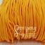 เชือกร่ม P.P. #10 สีเหลืองทอง (10เมตร) thumbnail 1