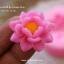 พิมพ์ฟองดอง พิมพ์วุ้น ลายดอกบัวเล็ก thumbnail 3