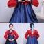 ชุดแต่งกายประจำชาติเกาหลี Hanbok Stage Dance Costumes, Court Dresses & National Costumes thumbnail 5