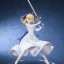 (Pre-order)Fate/staynight [Unlimited Blade Works] - Saber White Dress Ver. 1/8 Complete Figure thumbnail 2