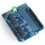 Servo Shield Arduino 16-Channel 12-bit PWM/Servo Shield บอร์ด Shield สำหรับขับ Servo 16 ช่อง thumbnail 1