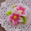 พิมพ์ฟองดอง พิมพ์วุ้น 3D ลายดอกดอกแก้ว thumbnail 3