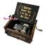 Harry Potter Music Box กล่องดนตรี แฮร์รี่ พอตเตอร์ สีดำ thumbnail 1