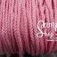 เชือกถัก P.P. #8 สีชมพูอ่อน (10เมตร) thumbnail 1