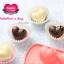 แม่พิมพ์ซิลิโคน พิมพ์วุ้น สำหรับทำขนม ลายหัวใจ valentine thumbnail 1