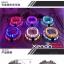 โปรเจ็คเตอร์ TRANSFORMERS วงแหวน LED [ หน้า เหลี่ยม thumbnail 2