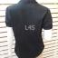 BN4667--เสื้อเชิ้ต แฟชั่น แบรนด์เนม สีดำ NEW YORK &COMPANY อก 42 นิ้ว thumbnail 4