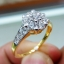 แหวนเพชรแท้(พร้อมส่ง) thumbnail 6