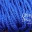 เชือกถัก P.P. #8 สีน้ำเงิน (10เมตร) thumbnail 1