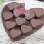 แม่พิมพ์ซิลิโคน พิมพ์วุ้น สำหรับทำขนม ลายหัวใจ 10 ช่อง thumbnail 2