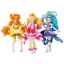 Go! Princess PreCure - Cutie Figure (Set of 3) thumbnail 1