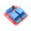 Relay Module 5V 2 Channel isolation High And Low Trigger 250V/10A thumbnail 3