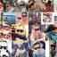 Mustachifier Black Sunglasses Age 0-2 แว่นกันแดดสีดำ thumbnail 3