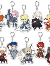 """Pic-Lil! """"Fate/Grand Order"""" Trading Acrylic Keychain 10Pack BOX(Pre-order)"""