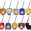 256tan Love Live! - Dot Trading Rubber Strap vol.2 -Bokura ha Ima no Naka de- 10Pack BOX(Pre-order) thumbnail 1