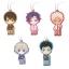Rubber Mascot - Sanrio Danshi Ore-tachi Sanrio Danshi! 6Pack BOX(Pre-order) thumbnail 1
