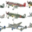 1/144 Wing Kit Collection VS3 10Pack BOX (CANDY TOY)(Pre-order) thumbnail 1