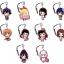Nisekoi: - Petitkko Trading Metal Charm Strap 10Pack BOX(Pre-order) thumbnail 1