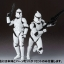 "S.H. Figuarts - Clone Trooper Phase1 ""Star Wars Episode II: Attack of the Clones""(Pre-order) thumbnail 4"