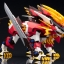 ZA (ZOIDS AGGRESSIVE) 1/100 Hayate Liger Action Figure(Pre-order) thumbnail 2