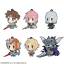 FINAL FANTASY Trading Rubber Strap Vol.7 6Pack BOX(Pre-order) thumbnail 1