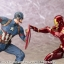 ARTFX+ - Captain America Civil War: Iron Man MARK46 Civil War 1/10 Easy Assembly Kit(Pre-order) thumbnail 13