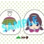 Toy'sworks Collection Niiten-gomu! Clip - Osomatsu-san 10Pack BOX(Pre-order) thumbnail 8