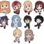 Himouto! Umaru-chan - Petanko Trading Rubber Strap 10Pack BOX(Pre-order) thumbnail 1