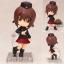 Cu-poche Girls und Panzer Maho Nishizumi Posable Figure(Pre-order) thumbnail 1