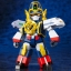 "D-Style ""The Brave Express Might Gaine"" Might Gaine Plastic Model(Pre-order) thumbnail 2"
