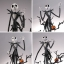 "Legacy of Revoltech - Tokusatsu Revoltech LR-042 ""Nightmare Before Christmas"" Jack Skellington(Pre-order) thumbnail 11"