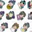 Nintama Rantaro - PitaColle Rubber Strap 11Pack BOX(Pre-order) thumbnail 1