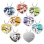 Idolish 7 - Acrylic Heart Charm 12Pack BOX (CANDY TOY)(Pre-order) thumbnail 1