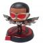 Hero Remix Bobble Head Series - Civil War: Falcon (Complete Figure)(Pre-order) thumbnail 2