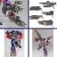 "Legacy OF Revoltech Tokusatsu Revoltech No.LR-049 ""Transformers: Dark Side of the Moon"" Optimus Prime(Pre-order) thumbnail 8"